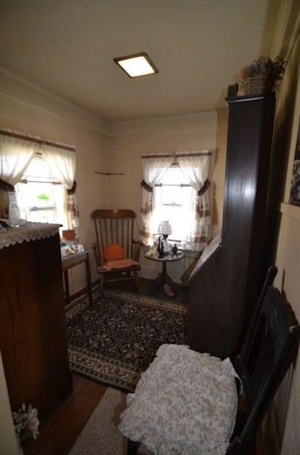 color photo of sitting room Sears Winona 3 Prospect St High Bridge NJ