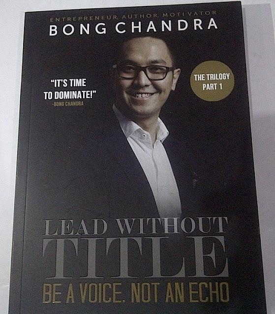 Inilah Biografi, Biodata Bong Chandra: Motivator dan Pengusaha