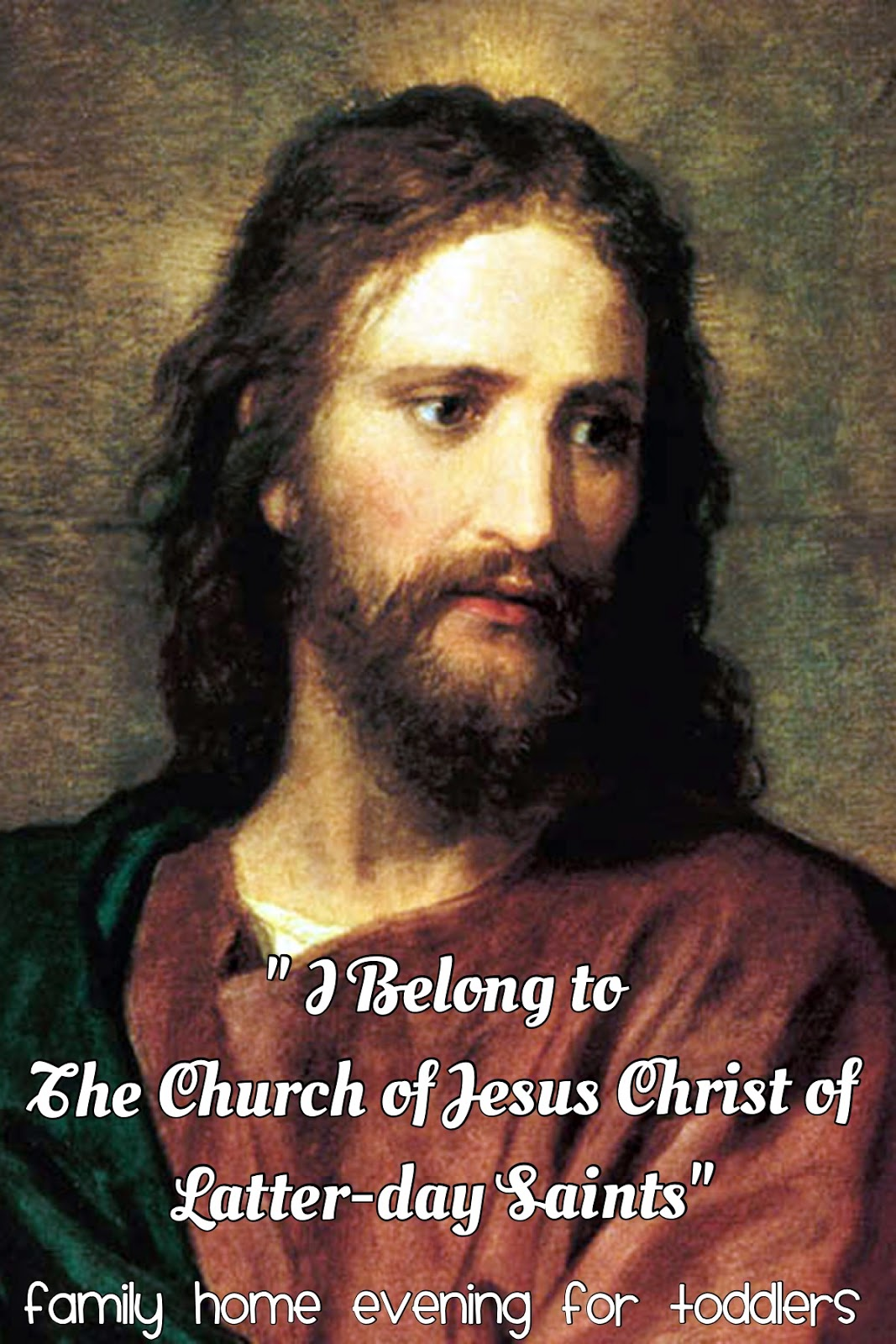 News With Naylors: FHE: I Belong To The Church Of Jesus