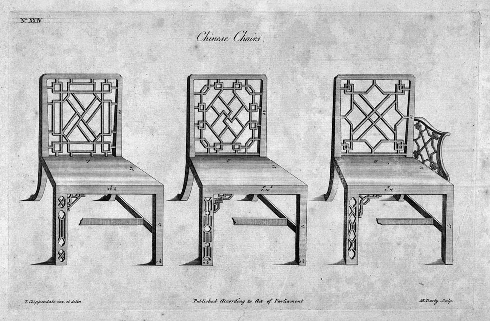 ... Most Elegant Furniture Styles And His Chinese Designs With Faux Bamboo  Elements And Heavy Lacquer (which The Was A Large Part Of The Chinese  Chippendale ...