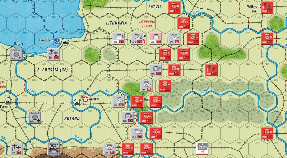 Unconditional Surrender - Russian Winter