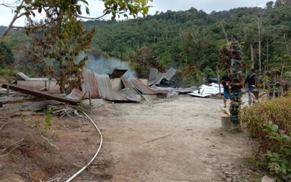 Media Asing Beritakan Gereja Dibakar di Sigi, Kapten Arnianto Dan Letnan Abram Tewas