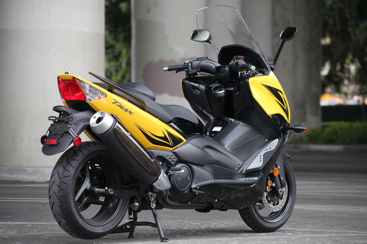 Bikes Wallpapers: Yamaha Tmax