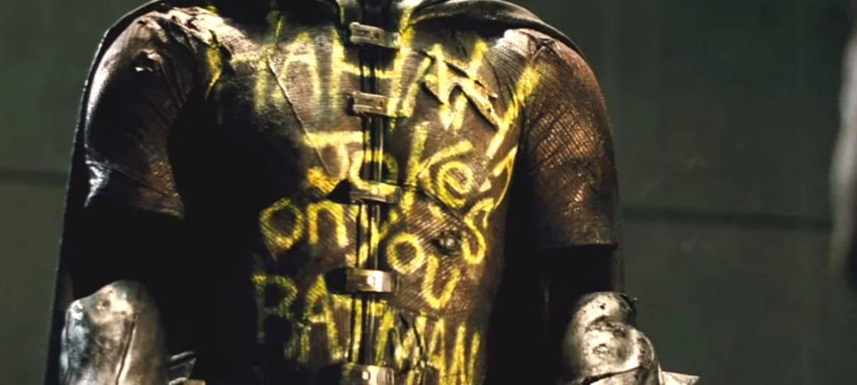 Zack Snyder diz que sua versão de Liga da Justiça terá uma dica sobre a morte do Robin Dick Grayson