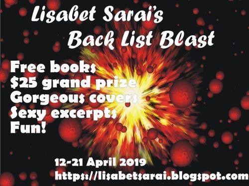 Back List Blast banner