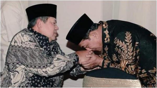 Demokrat Bantah SBY Titipkan Moeldoko Jadi Kepala Staf Presiden Jokowi