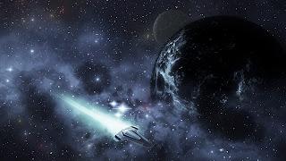 Desolate Runner 3: Cosmic Waves