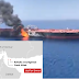 21 Filipino seafarers safely evacuated from a burning oil tanker in Gulf of Oman