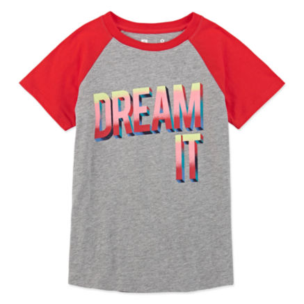 JCPENNEY - Xersion Graphic Tee - Girls' 4-16 & Plus $6