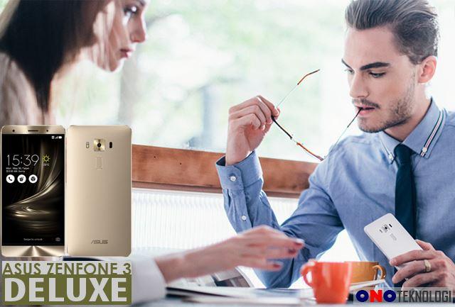 Resmi Asus Zenfone 3 Deluxe Masuk Indonesia