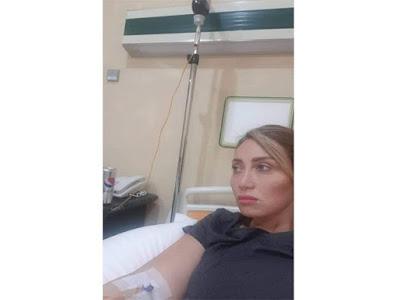ريهام سعيد تكشف عن سبب مرضها الحقيقي
