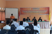 725 PTPS Resmi Dilantik untuk Mengawasi Pilkada Mataram
