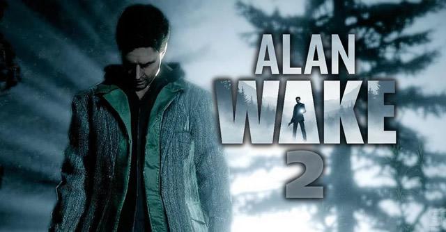 Alan Wake 2 Game