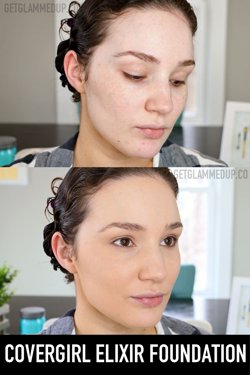 Covergirl Vitalist Healthy Elixir Foundation Review