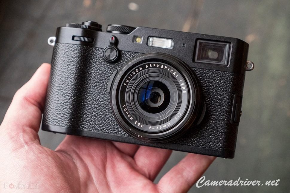 Fujifilm X100F Software Download