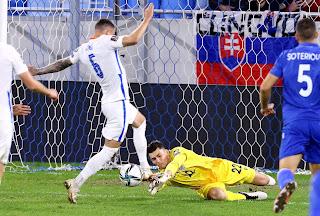 Σλοβακία 2-0 Κύπρος - Συνήθισε στις ήττες
