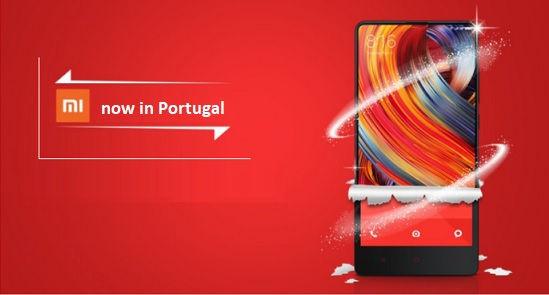 Xiaomi in Portugal