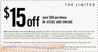 Free Printable Victoria's Secret Coupons