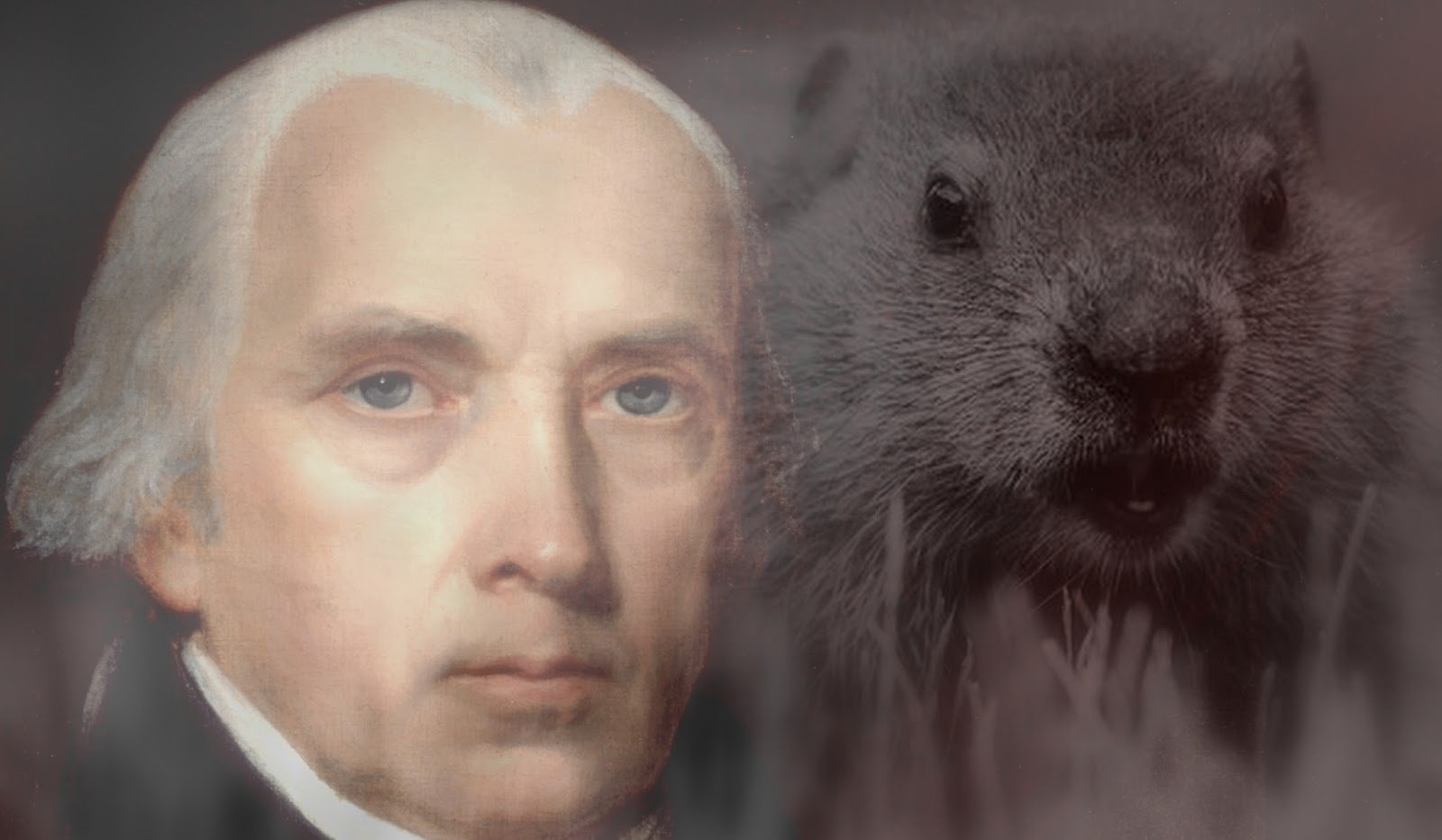 It's Groundhog Day, James Madison