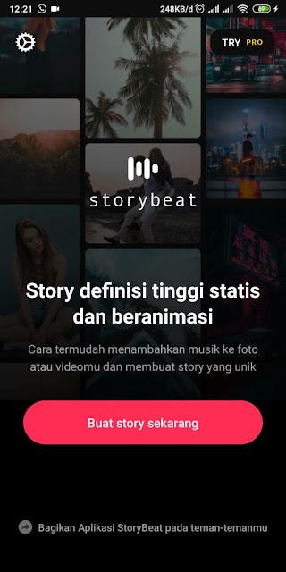 Cara Buat Insta Story Musik (20)
