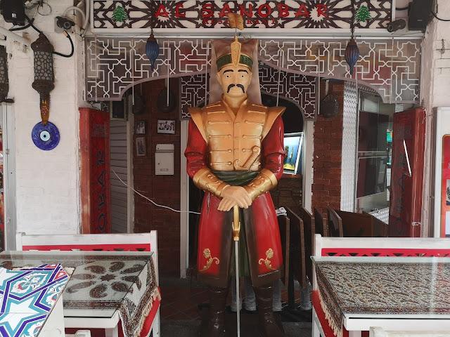Restaurant at Kampong Glam