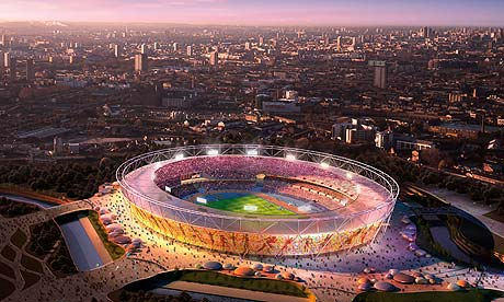 London Olympic Stadium 2012