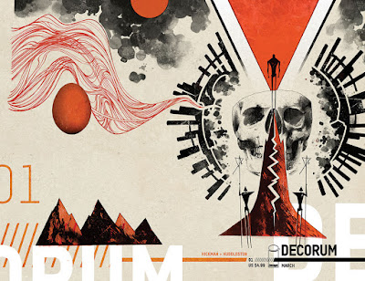 DECORUM Coming in March