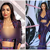 Malaika Arora, who was victim of Oops Moment while posing to the media, ran away after getting to know.