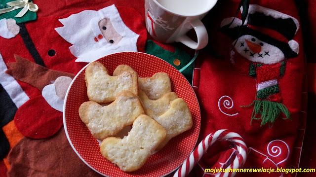 ciasteczka na mikołajki