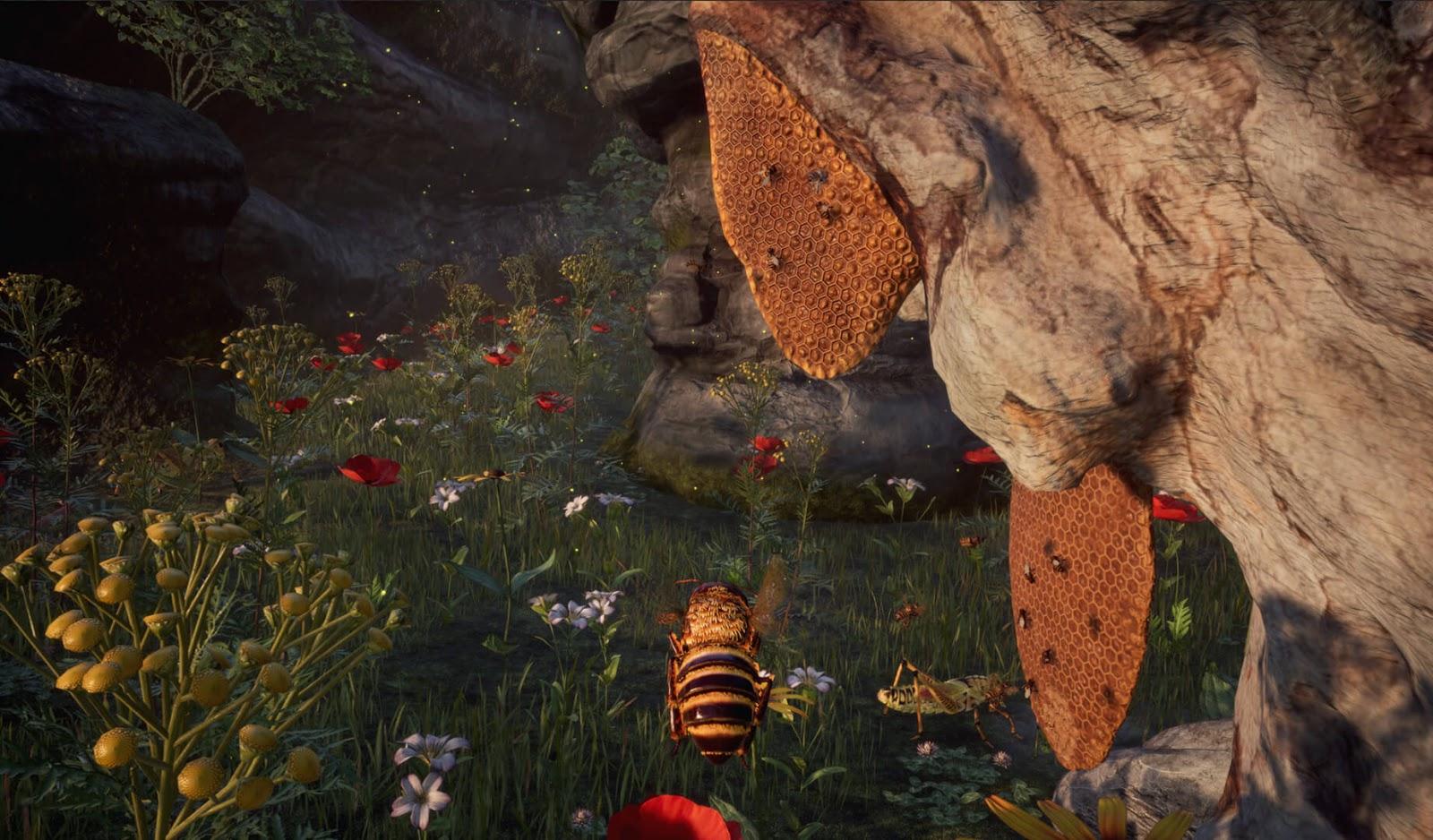 Bee Simulator Full Español