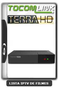 Tocomlink Terra HD Terra Plus Nova Atualização Satélite SKS 107.3w ON V2.027 - 29-12-2019