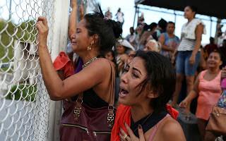 55 presos são achados mortos dentro de cadeias no Amazonas