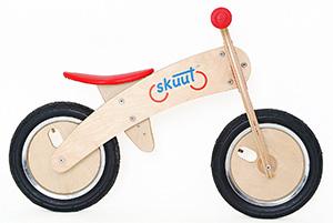 Diggin Active Skuut Wooden Balance Bike Review