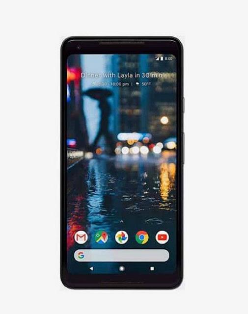 How do I bypass Google pixel 2 lock screen