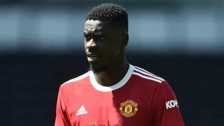 Man United loan Tuanzebe to Aston Villa