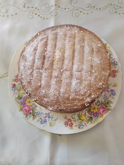 Delicious Victoria Sponge Cake Recipe Top View