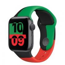توفر النسخة المحدودة من ساعة Black Unity Apple Watch 6