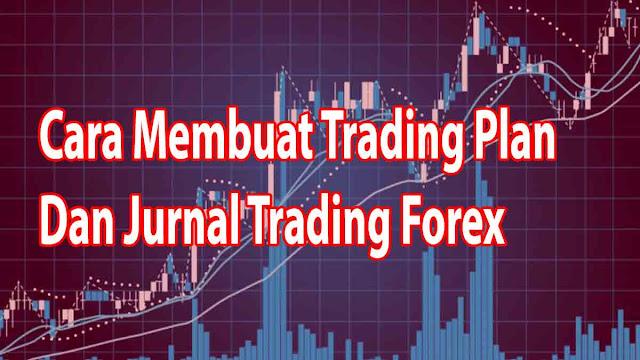 cara membuat trading plan