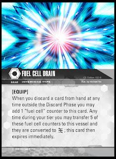 Intervene type: Fuel Cell Drain