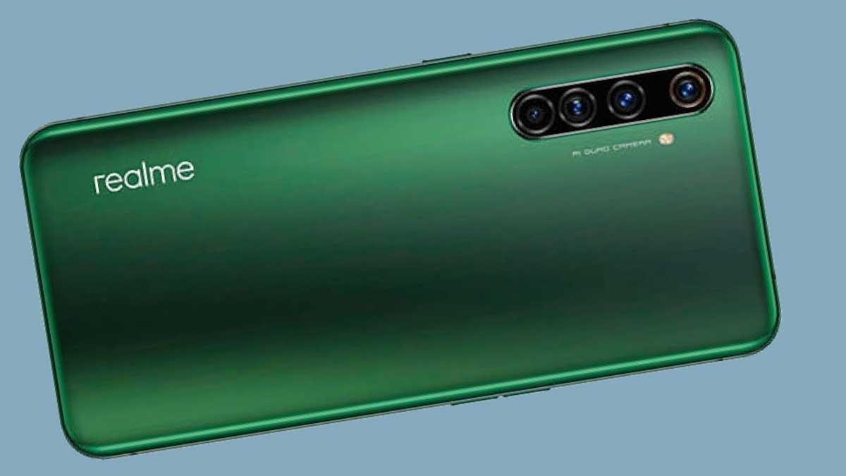 Realme X50 Pro 5G على تحديث Android 11