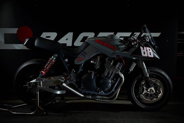 Suzuki Katana by Racefit