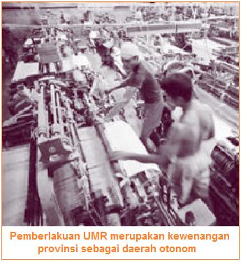 Kebijakan Upah di Indonesia
