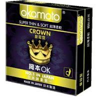 Okamoto Crown 3'S - X520