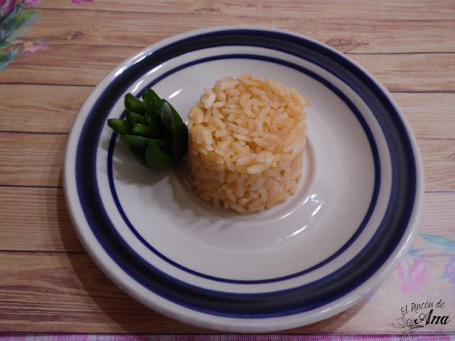 Cómo hacer arroz con jitomate