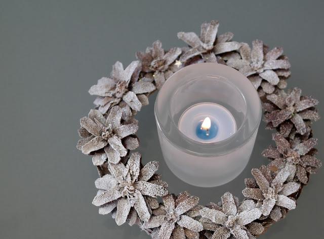 mansetti, kynttilämansetti