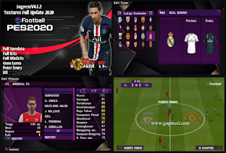 Download PES PSP Jogress V4.1.2 Full Update 2020 HD Best Graphics