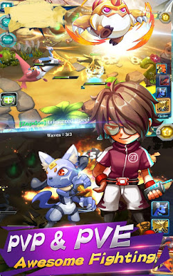 Game of Monster : Legends (Pokeland Legends) V0.6.1 APK