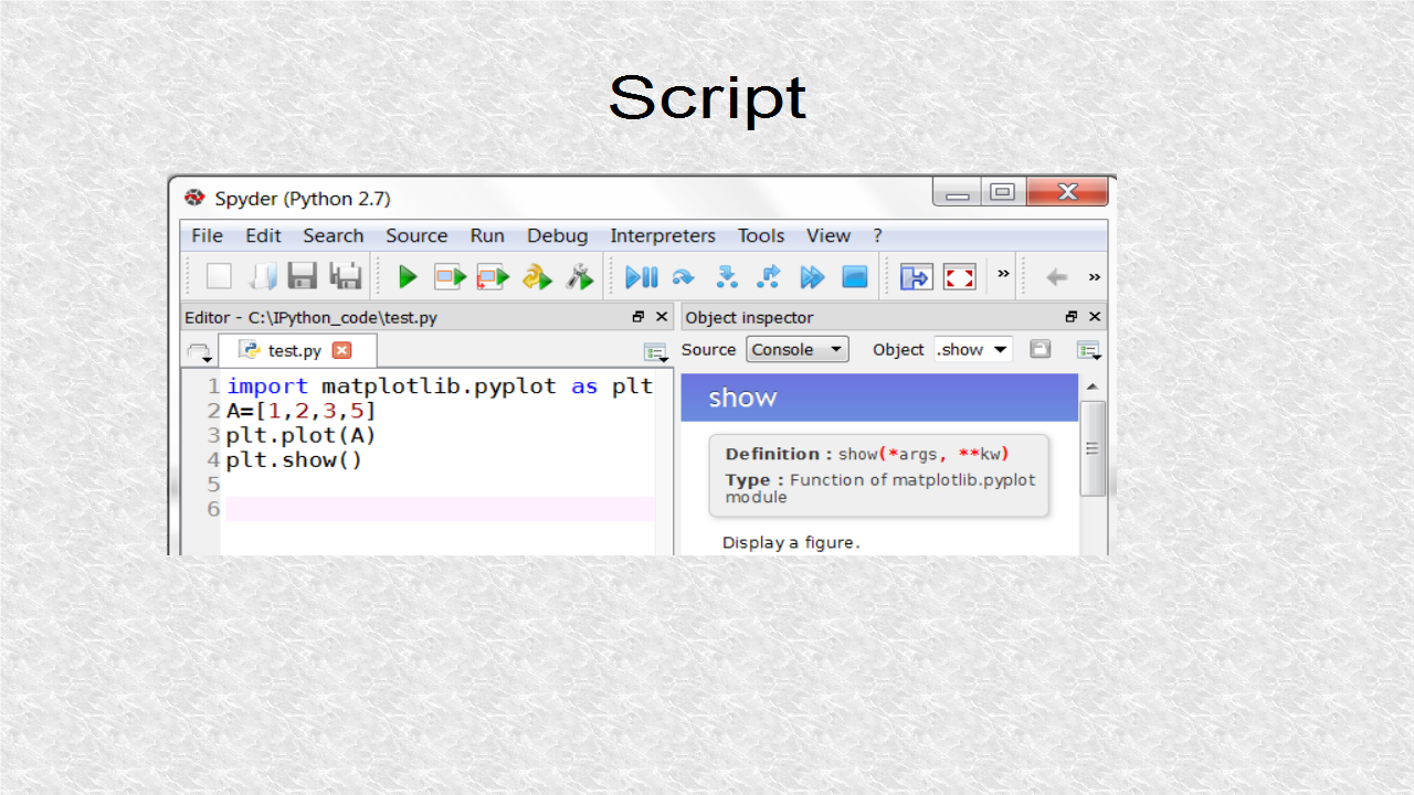Audio Programming In Python: March 2014