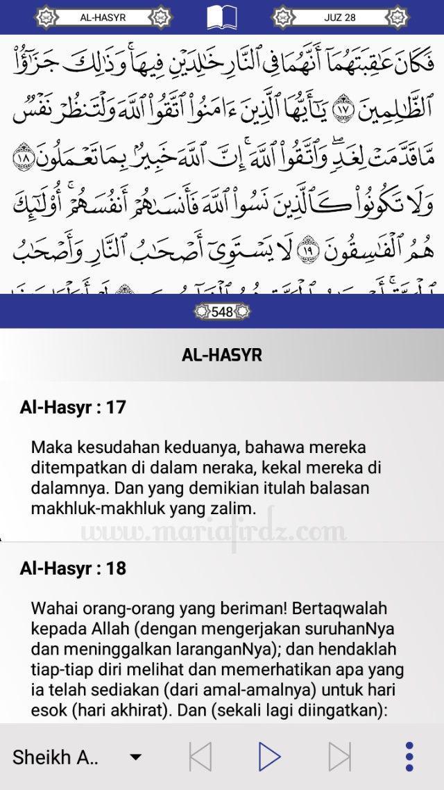 SMART QUR'AN - Aplikasi Al-Quran Yang Diluluskan JAKIM dan KDN