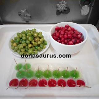 manisan buah cermai